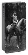 William II Of Germany Portable Battery Charger