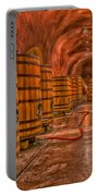 Wine Barrels Portable Battery Charger