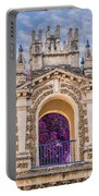 Alcazar Of Seville - Seville Spain Portable Battery Charger