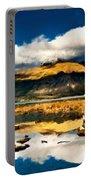 Art Landscape Portable Battery Charger