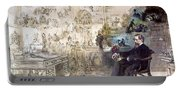 Charles Dickens 1812-1870.  To License For Professional Use Visit Granger.com Portable Battery Charger