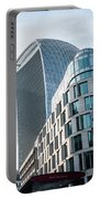 20 Fenchurch Street A Commercial Skyscraper In London Portable Battery Charger