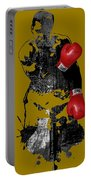 Muhammad Ali Collection Portable Battery Charger