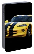 2001 Dodge Viper 'methenol Injected'  Portable Battery Charger
