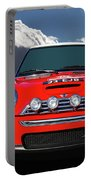 2004 S Mini Cooper Portable Battery Charger