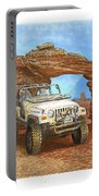 2005 Jeep Rubicon 4 Wheeler Portable Battery Charger