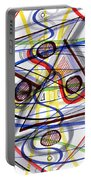 2007 Abstract Drawing 1 Portable Battery Charger