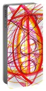 2007 Abstract Drawing 6 Portable Battery Charger
