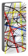 2007 Abstract Drawing 7 Portable Battery Charger