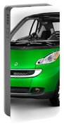 2008 Smart Fortwo City Car Portable Battery Charger