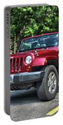 2011 Jeep Wrangler Portable Battery Charger