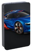 2012 Renault Alpine A110 50  Portable Battery Charger