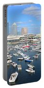 2013 Gasparilla Pirate Fest Portable Battery Charger