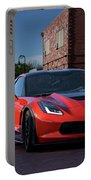 2015 Corvette Stingray  Portable Battery Charger
