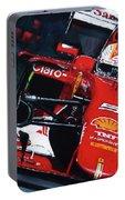 2015 F1 Ferrari Sf15-t Vettel Portable Battery Charger
