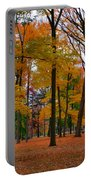 2015 Fall Colors - Washington Crossing State Park-1 Portable Battery Charger