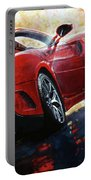 2015 Ferrari 599 Gtb Fiorano Portable Battery Charger