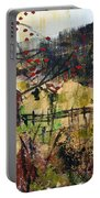 2015027 Hillside Pasture Srpsko Sarajevo Portable Battery Charger