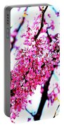 2016-03-18 Redbud Tree In Bloom Portable Battery Charger
