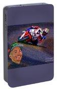 2016 Fim Superbike Nicky Hayden Portable Battery Charger