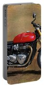 2016 Triumph Motorcycle Portable Battery Charger