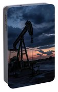 2017_08_midkiff Tx_sunset Pump Jack 7 Portable Battery Charger