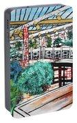 201804 Bonsai And Penjing Museum Washington Portable Battery Charger