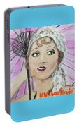 20's Glamour, Parasol Portable Battery Charger