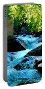 Natural Landscape Portable Battery Charger