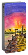 Sunrise / Sunset / Indian River Portable Battery Charger