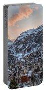 Zermatt - Switzerland Portable Battery Charger