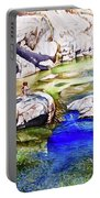 #211 South Yuba River Portable Battery Charger