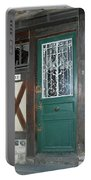 French Doors Portable Battery Charger