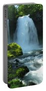 K D Landscape Portable Battery Charger