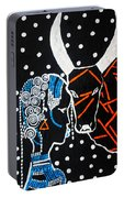 Nuer Bride - South Sudan Portable Battery Charger