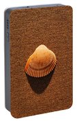 Beach Shell Portable Battery Charger