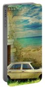 24 Hr Parking By The Beach Portable Battery Charger