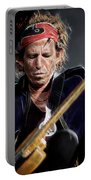 Keith Richards Collection Portable Battery Charger