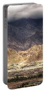 Landscape Of Ladakh Jammu And Kashmir India Portable Battery Charger