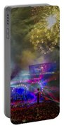The Grateful Dead At Soldier Field Fare Thee Well Portable Battery Charger
