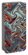 24th Street Tall Building Phoenix #3 Portable Battery Charger
