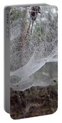 Australia - Concave Spider Web Portable Battery Charger