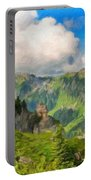 Nature Art Landscape Portable Battery Charger
