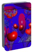 2613 Cherry Fractal 2018 Portable Battery Charger