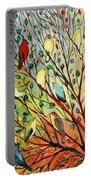 27 Birds Portable Battery Charger