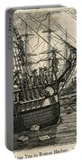 Boston Tea Party 1773 Portable Battery Charger