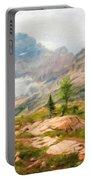 Landscape Nature Portable Battery Charger