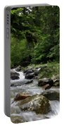 Landscapes Oil Painting Portable Battery Charger