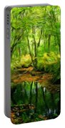 Landscape Nature Portable Battery Charger