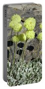 2da5927-dc Sulpher Flower Portable Battery Charger